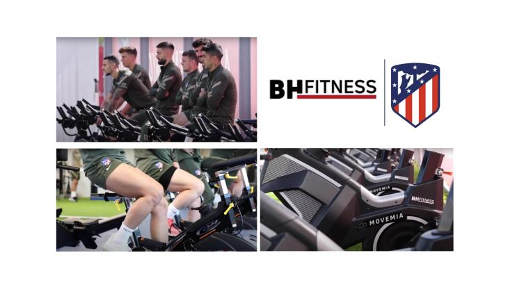 Συνεργασία BH Fitness-Ατλέτικο Μαδρίτης