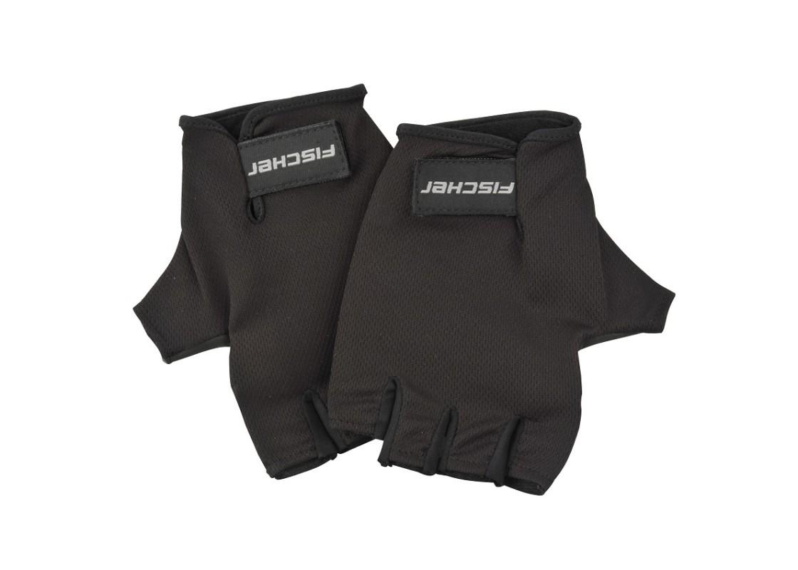 Γάντια καλοκαιρινά μαύρα L-XL Fischer Γάντια zeussa.gr