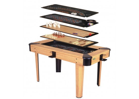 GAMES TABLE MULTI (8 in 1)