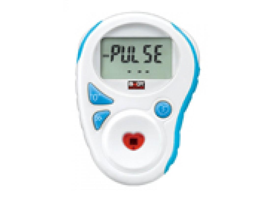 PULSE MONITOR PEDOMETER BP-350BL-C Αξεσουάρ Γυμναστικής zeussa.gr