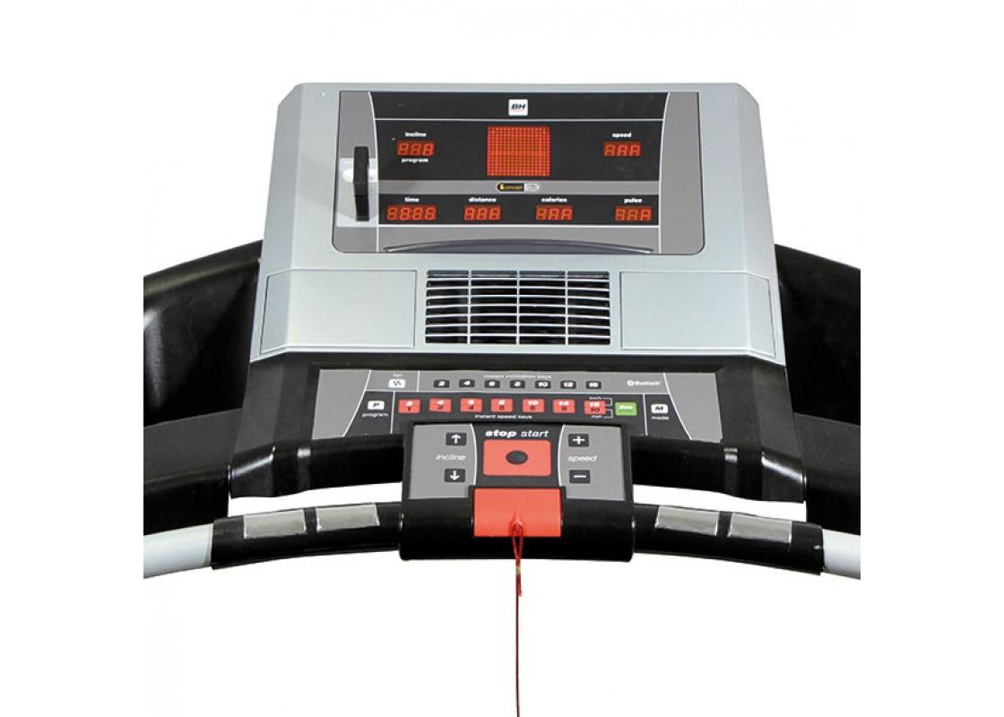 BH F9R Dual Όργανα Γυμναστικής zeussa.gr