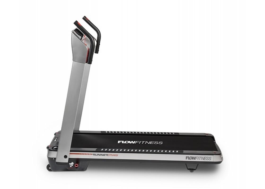 Flow Runner DTM400i Fitness Equipment zeussa.gr