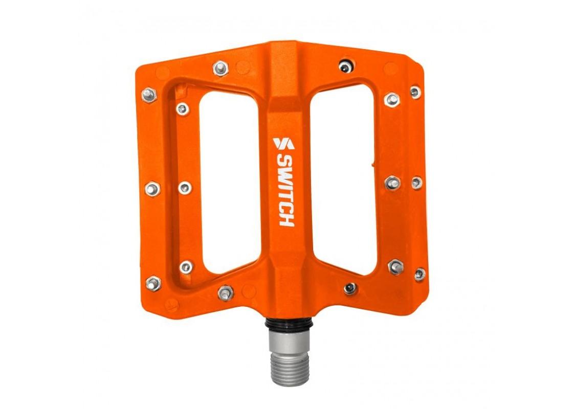 Πετάλια Switch Jump πορτοκαλί 9/16'' Αξεσουάρ Ποδηλάτων zeussa.gr