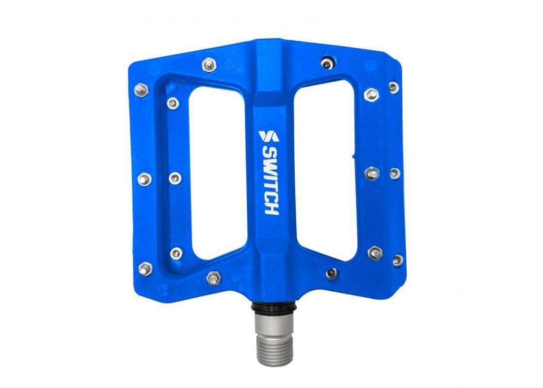 Πετάλια Switch Jump μπλε 9/16'' Αξεσουάρ Ποδηλάτων zeussa.gr