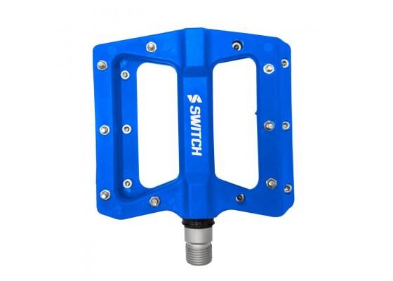 Πετάλια Switch Jump μπλε 9/16''