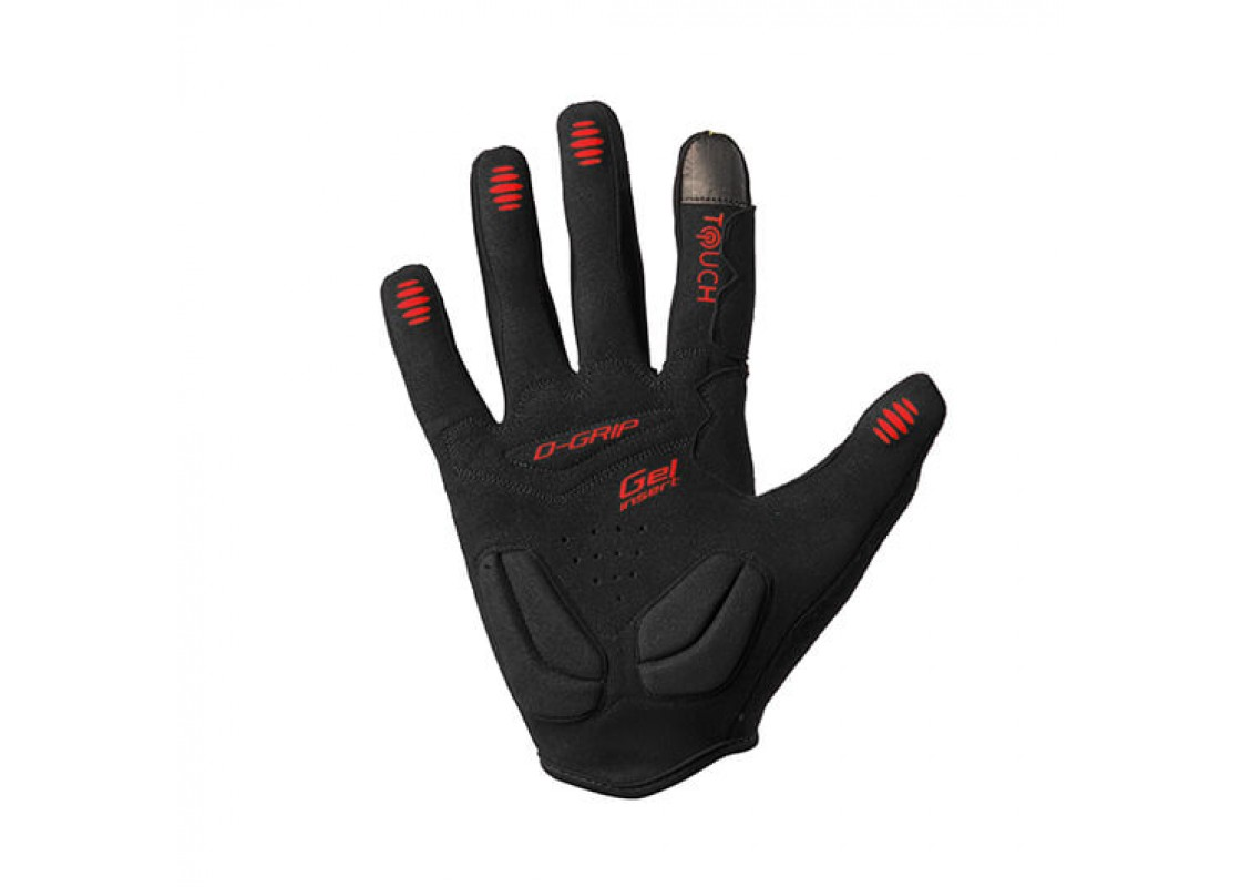 Gloves Gist Hero XL blk Gloves zeussa.gr