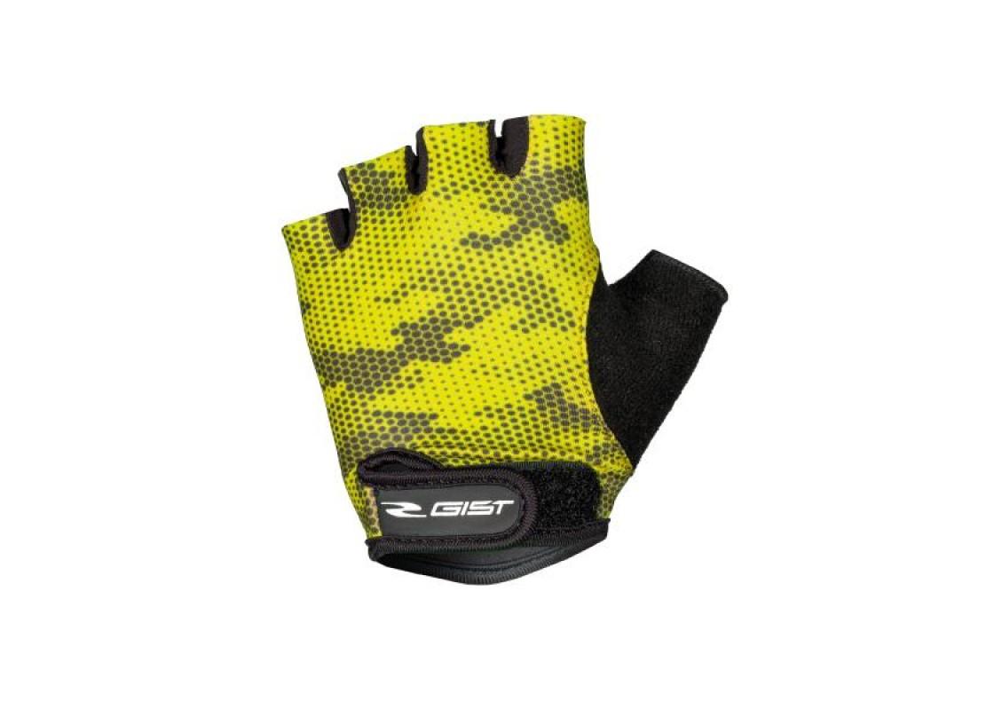 Γάντια QUANTO KID παιδικά κίτρινο XXS Κράνος-Ενδυση zeussa.gr