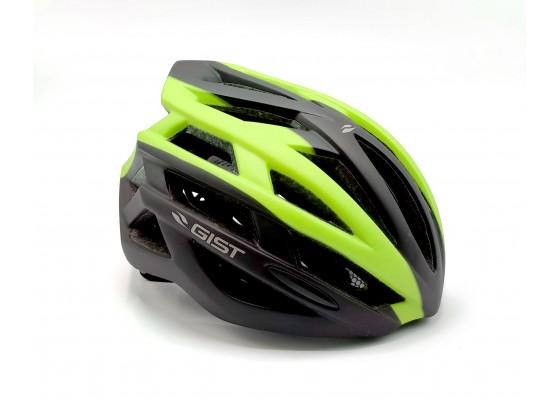 Helmet Planet Plus L-XL(56-62) matt blk/lime