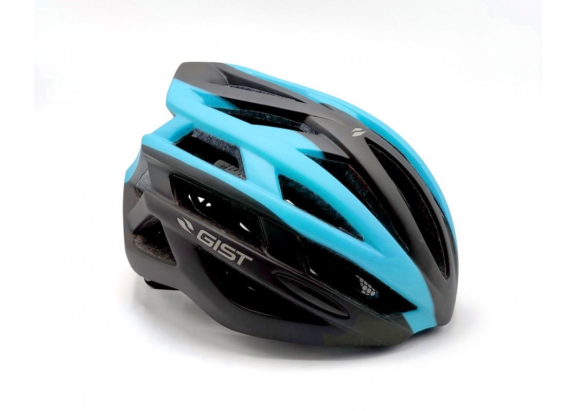 Helmet Planet Plus L-XL(56-62) matt blk/blue Helmets zeussa.gr
