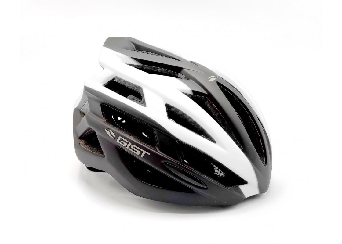 Helmet Planet Plus S-M(52-58) matt blk/wh Helmets zeussa.gr