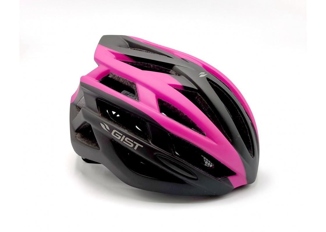 Helmet Planet Plus S-M(52-58) matt blk/fuxia Helmets zeussa.gr