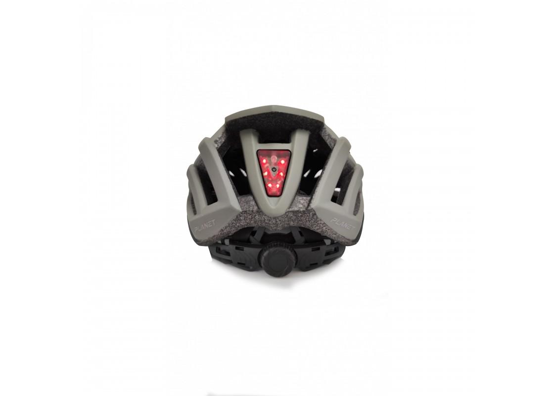 Helmet Planet Urban S-M(52-58)matt magenta Helmets zeussa.gr