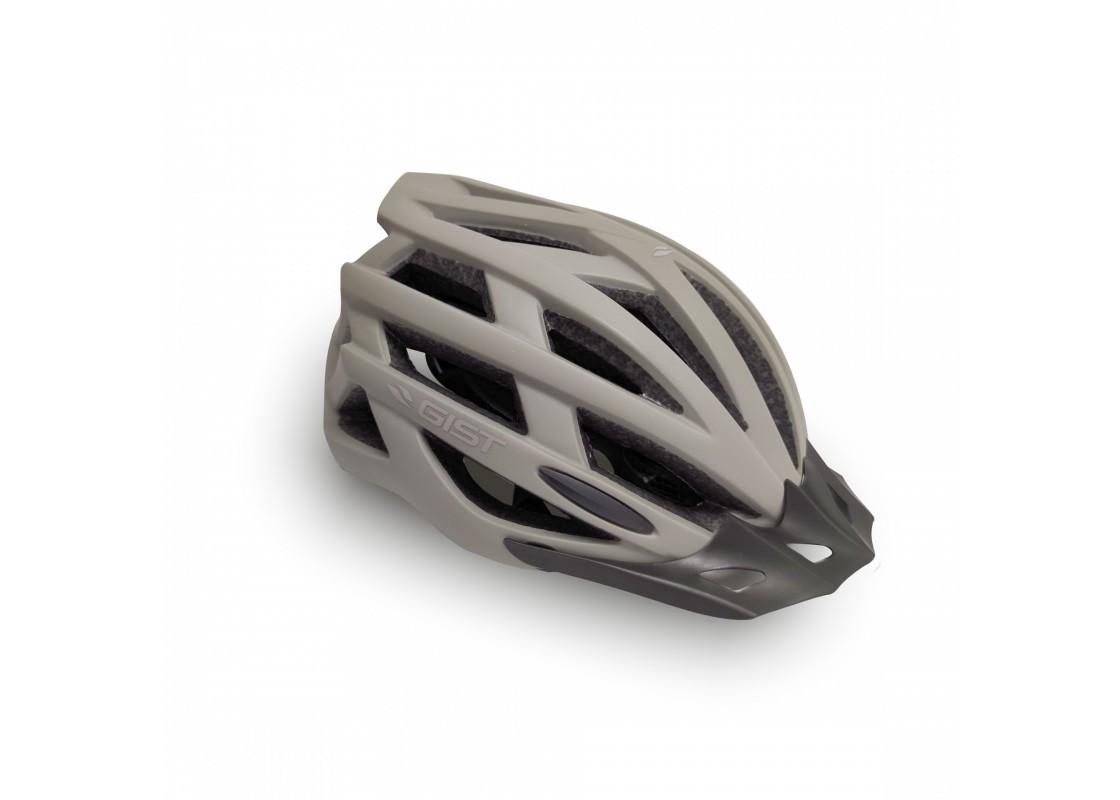 Helmet Planet Urban S-M(52-58) matt grey Helmets zeussa.gr