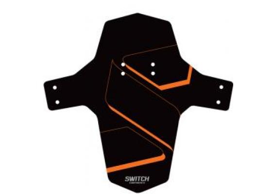 Φτερό GIST PΑRΑFΑΝGΟ μαύρο-πορτοκαλί