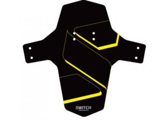 Φτερό GIST PΑRΑFΑΝGΟ μαύρο-κίτρινο