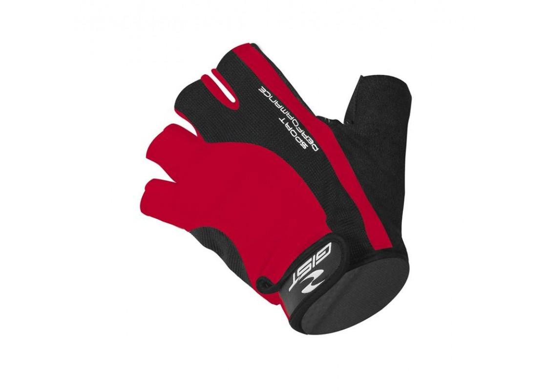 Γάντια Quanto PRO 5515 κόκκινο M Κράνος-Ενδυση zeussa.gr