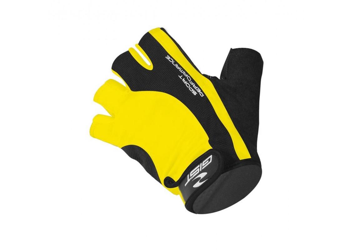 Γάντια Quanto PRO 5515 κίτρινο L Κράνος-Ενδυση zeussa.gr