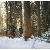 Merida eONE-SIXTY Winter Shooting