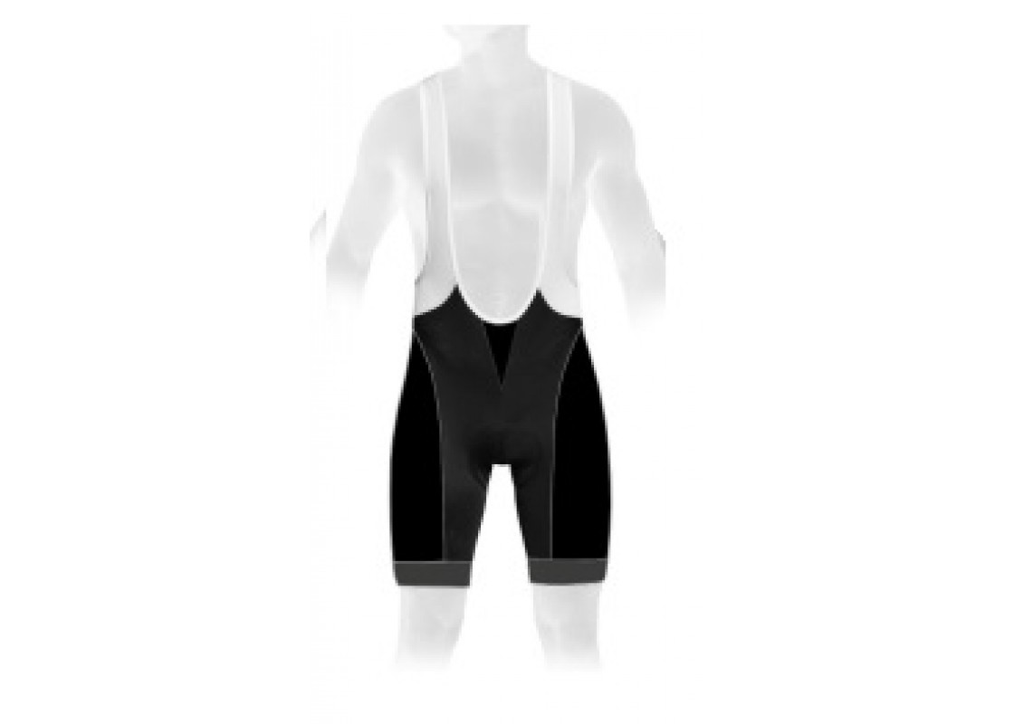 SHORT SPIDER MERIDA BLK XL Shorts - Bib short zeussa.gr