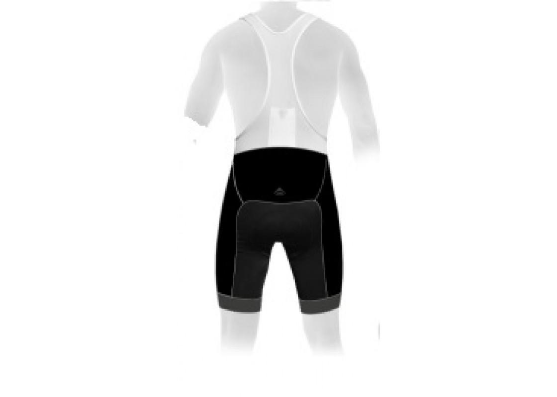 SHORT SPIDER MERIDA BLK S Shorts - Bib short zeussa.gr