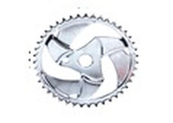 Δίσκος BMX GT 43 δόντια χρώμιο