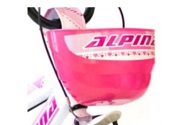 Καλάθι παιδικό πλαστικό ροζ
