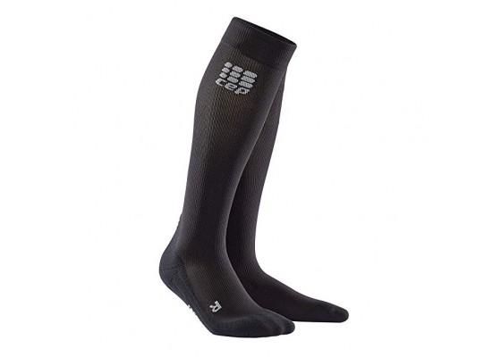 Κάλτσες CEP γυναικεια μαύρο-λευκό 39-44cm