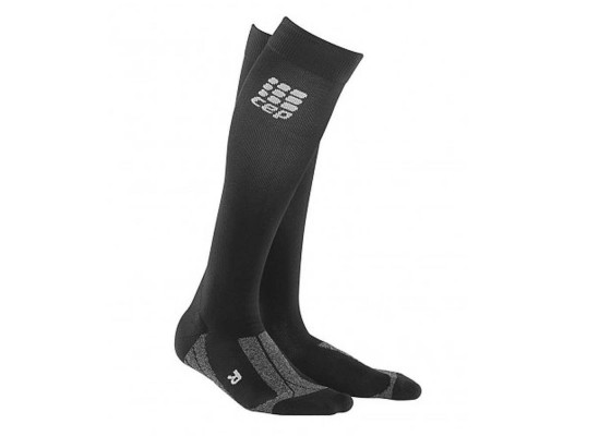 Κάλτσες CEP ανδρικές μαύρες 26.5-29cm