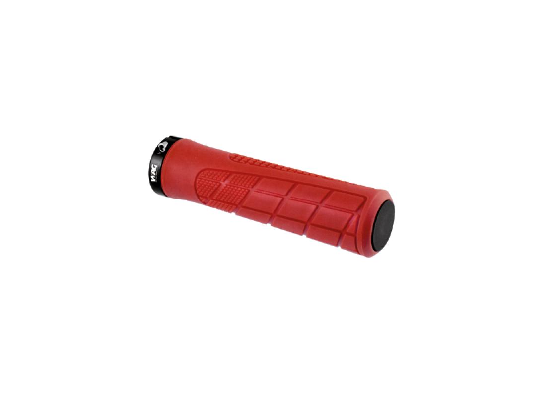Wag grip 135mm red w/lock Accessories zeussa.gr