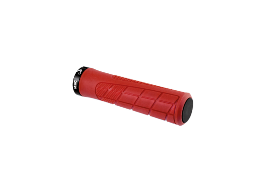 Wag grip 135mm red w/lock