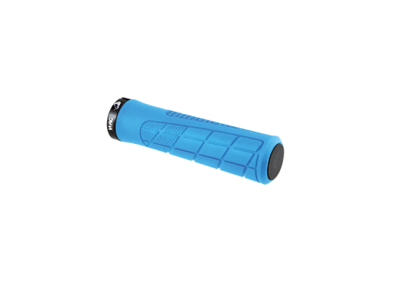 Grips wag 135mm blue w/lock