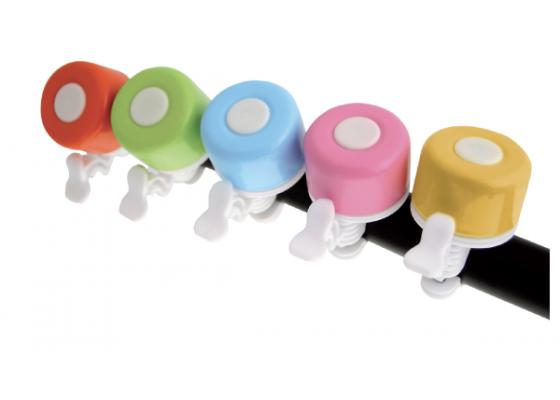 Κουδούνι μινι διαφορα χρωματα 34mm