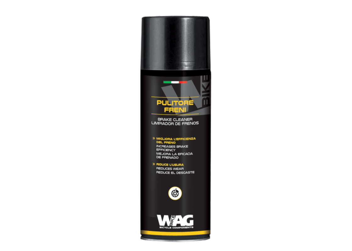 BRAKE CLEANER WAG 500ml Spare Parts zeussa.gr
