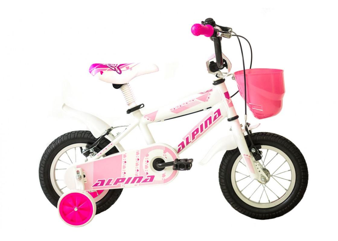 Alpina Beleno VB 12 Λευκό-Ροζ