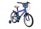Ποδηλατα Παιδικα - Ποδηλατα - Alpina Beleno VB 18 Μπλε-Πορτοκαλί Ποδήλατα zeussa.gr