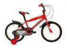 Ποδηλατα Παιδικα - Ποδηλατα - Alpina Beleno VB 18 Κόκκινο-Πορτοκαλί Ποδήλατα zeussa.gr