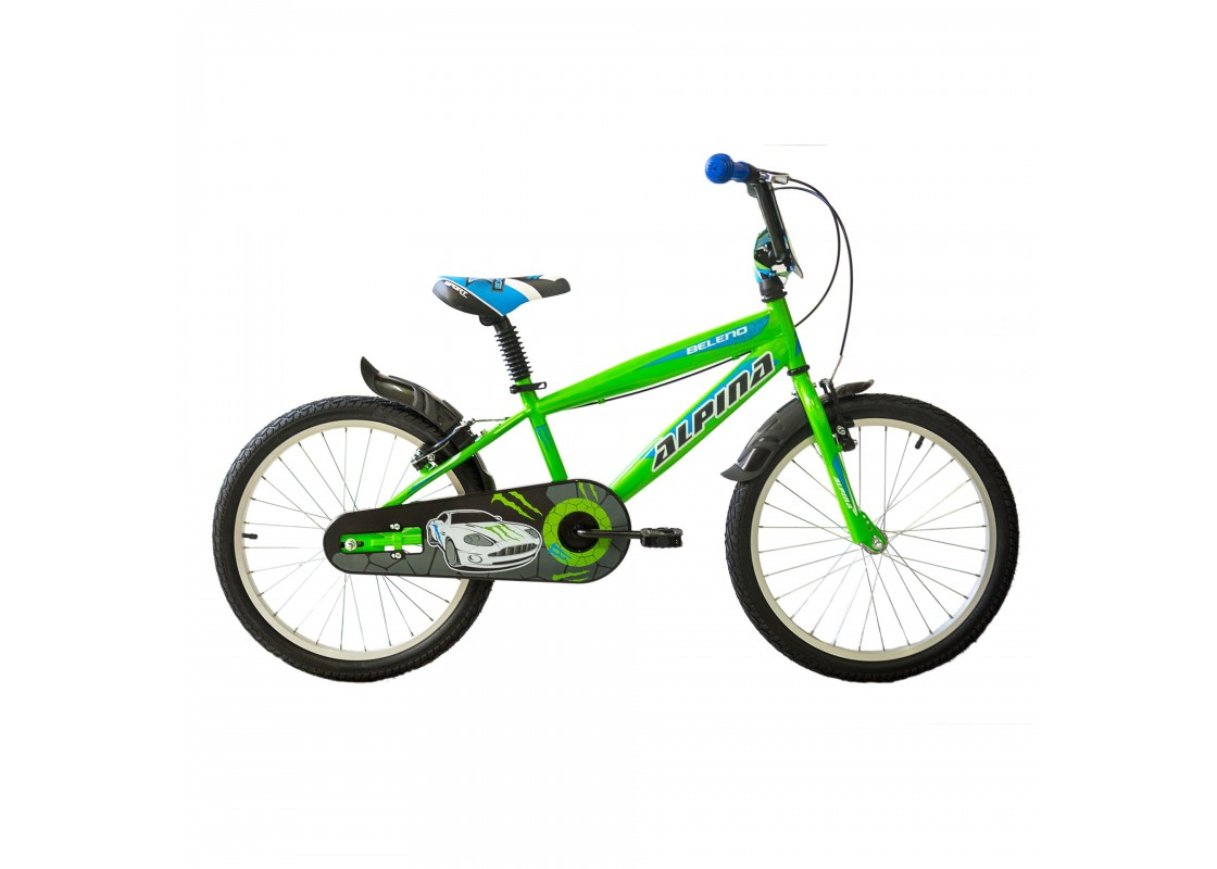 Alpina Beleno VB 20 Πράσινο-Μπλε