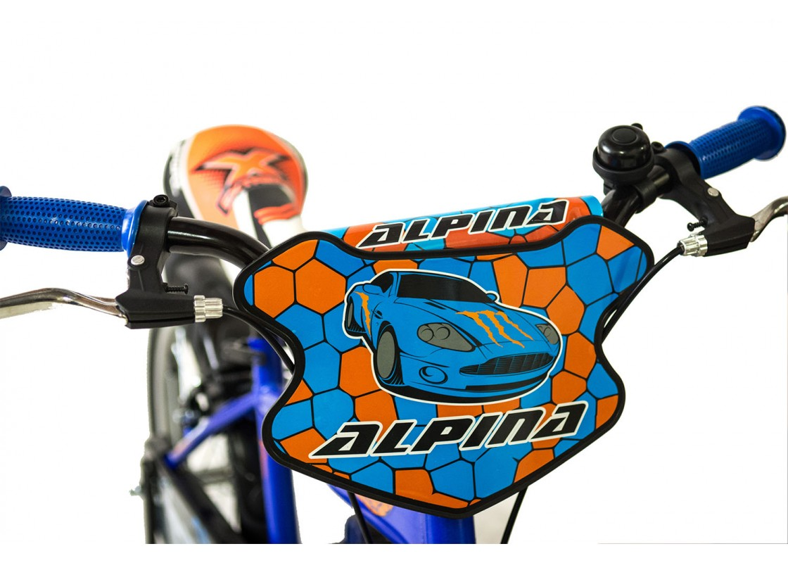 Alpina Beleno VB 18 Μπλε-Πορτοκαλί
