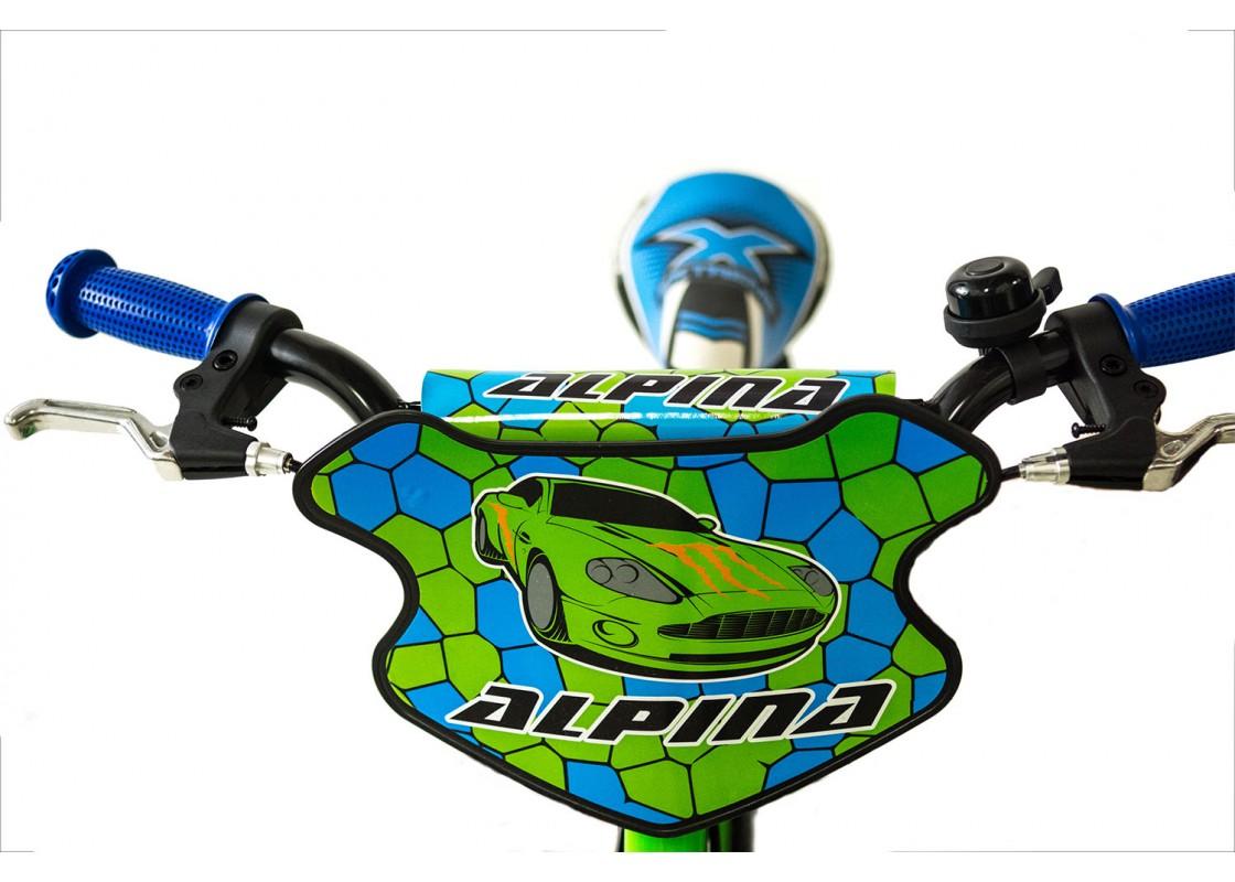 Alpina Beleno VB 12 Πράσινο-Μπλε
