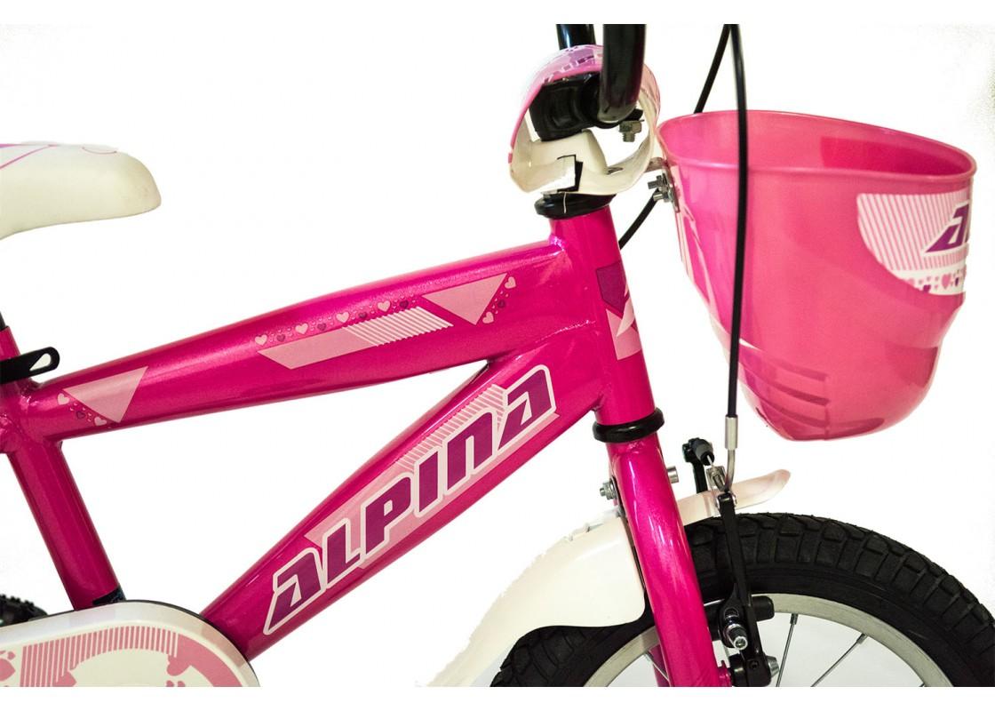 Alpina Beleno VB 18 Ροζ-Λευκό