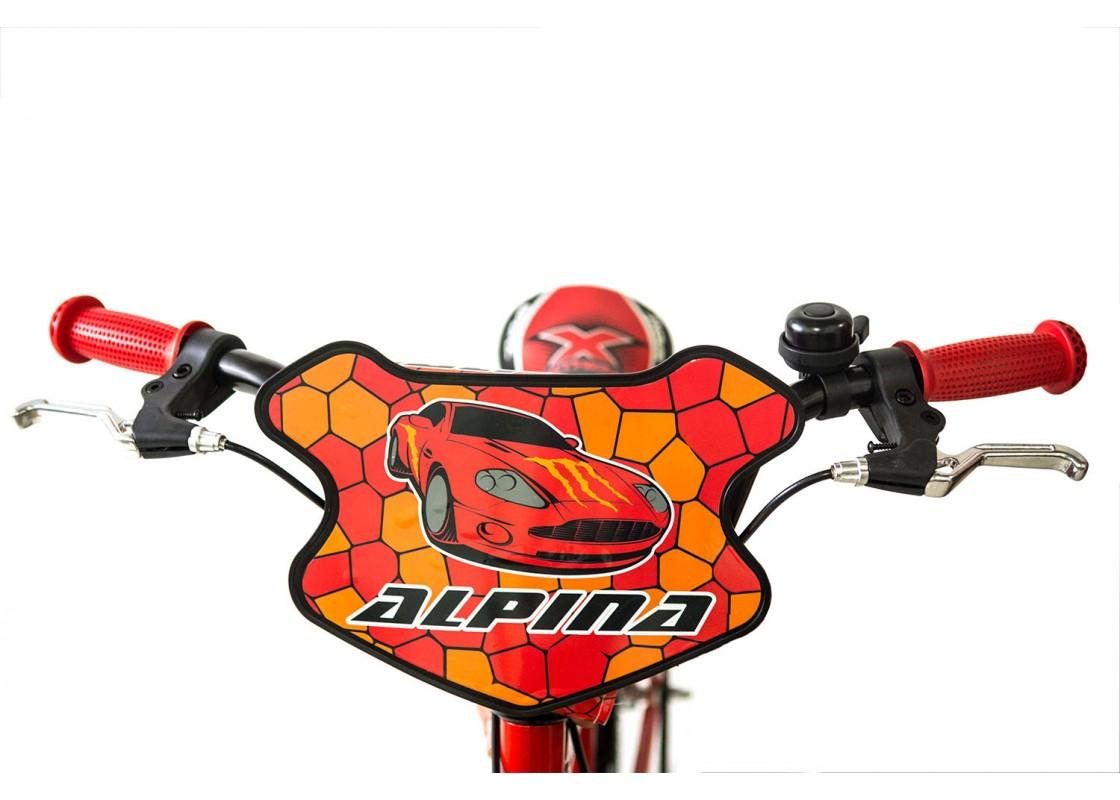Alpina Beleno VB 14 Κόκκινο-Πορτοκαλί