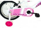 Ποδηλατα Παιδικα - Ποδηλατα - Alpina Beleno VB 16 Λευκό-Ροζ Ποδήλατα zeussa.gr