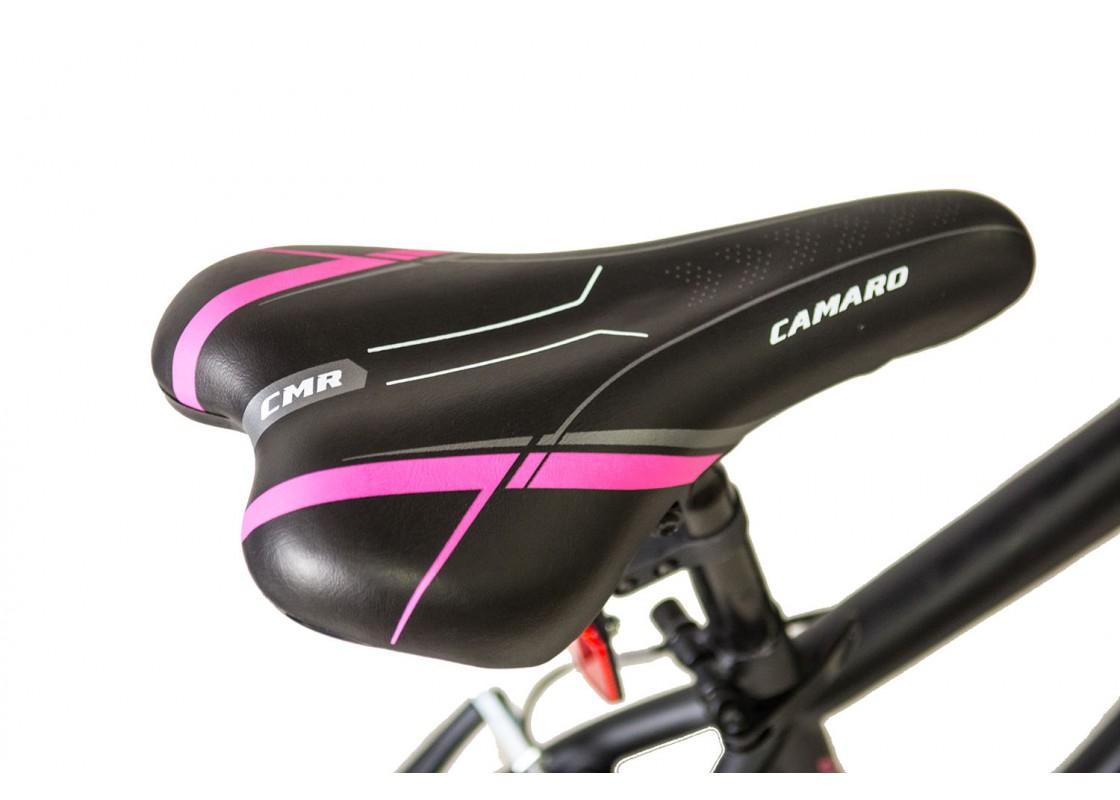 Ποδηλατα Παιδικα - Ποδηλατα - Alpina Alpha S MTB 24x12 Μαύρο-Ροζ Ποδήλατα zeussa.gr