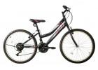 Ποδηλατα Βουνου - Ποδηλατα - Alpina Alpha MTB 26x14.5 Μαύρο-Ροζ Ποδήλατα zeussa.gr