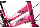 Alpina Alpha MTB 26x14.5 Ροζ-Λευκό