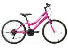 Ποδηλατα Παιδικα - Ποδηλατα - Alpina Alpha MTB 24x12 Ροζ-Λευκό Ποδήλατα zeussa.gr