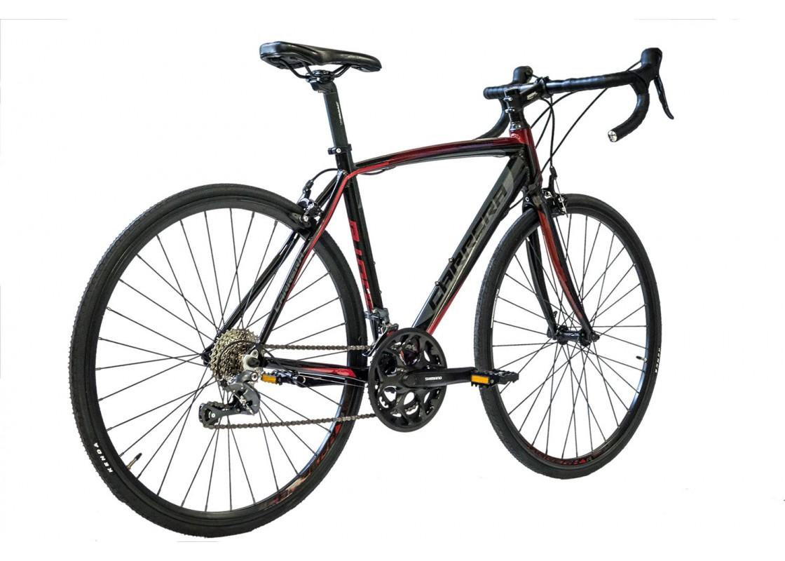 Carrera R1000 Road 700x50 Μαύρο-Κόκκινο Ποδήλατα zeussa.gr