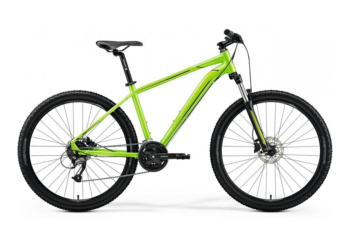 Ποδηλατα Βουνου - Ποδηλατα - Merida Big Nine 40D 29x19 Πράσινο (Μαύρο) 2019 Ποδήλατα zeussa.gr