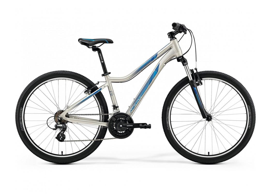 Ποδηλατα Βουνου - Ποδηλατα - Merida Juliet 6.10V 26x17 Τιτάνιο (Μπλε) 2019 Ποδήλατα zeussa.gr