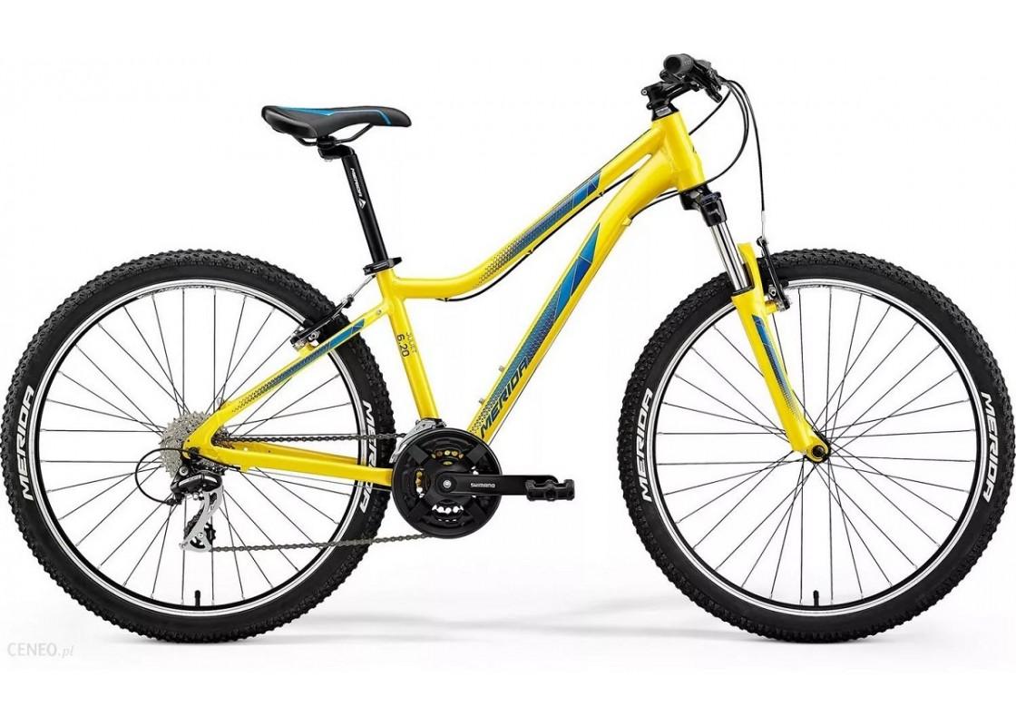 Merida Juliet 7.20D 27.5x13.5 Κίτρινο (Μπλε) 2018 Ποδήλατα zeussa.gr